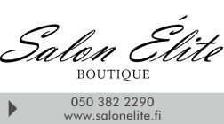 Salon Élite logo