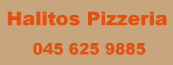 Halitos Pizzeria logo